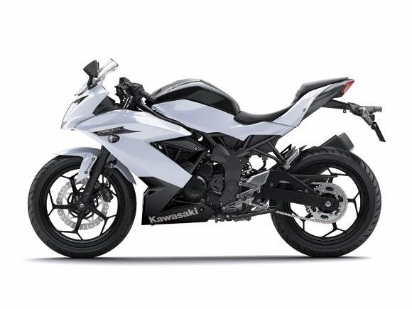 Foto Kawasaki Ninja 250SL RR Mono 250cc Motor Terbaru