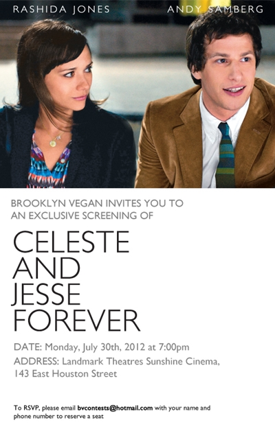 Celeste and Jesse Forever DVDRip Español Latino