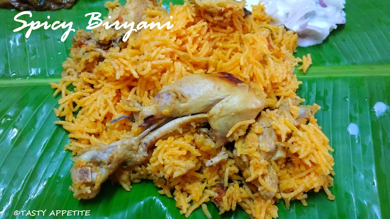 Chicken Dum Biryani Recipe / Restaurant Style Chicken Biryani