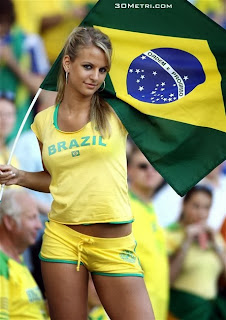 A fan of the World Cup Odds 2014