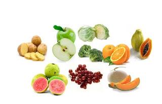 daftar buah dan sayur sumber vitamin C terbesar