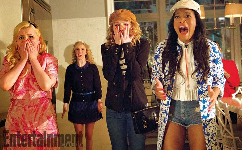 Ryan Murphy revela nuevos detalles sobre 'Scream Queens'