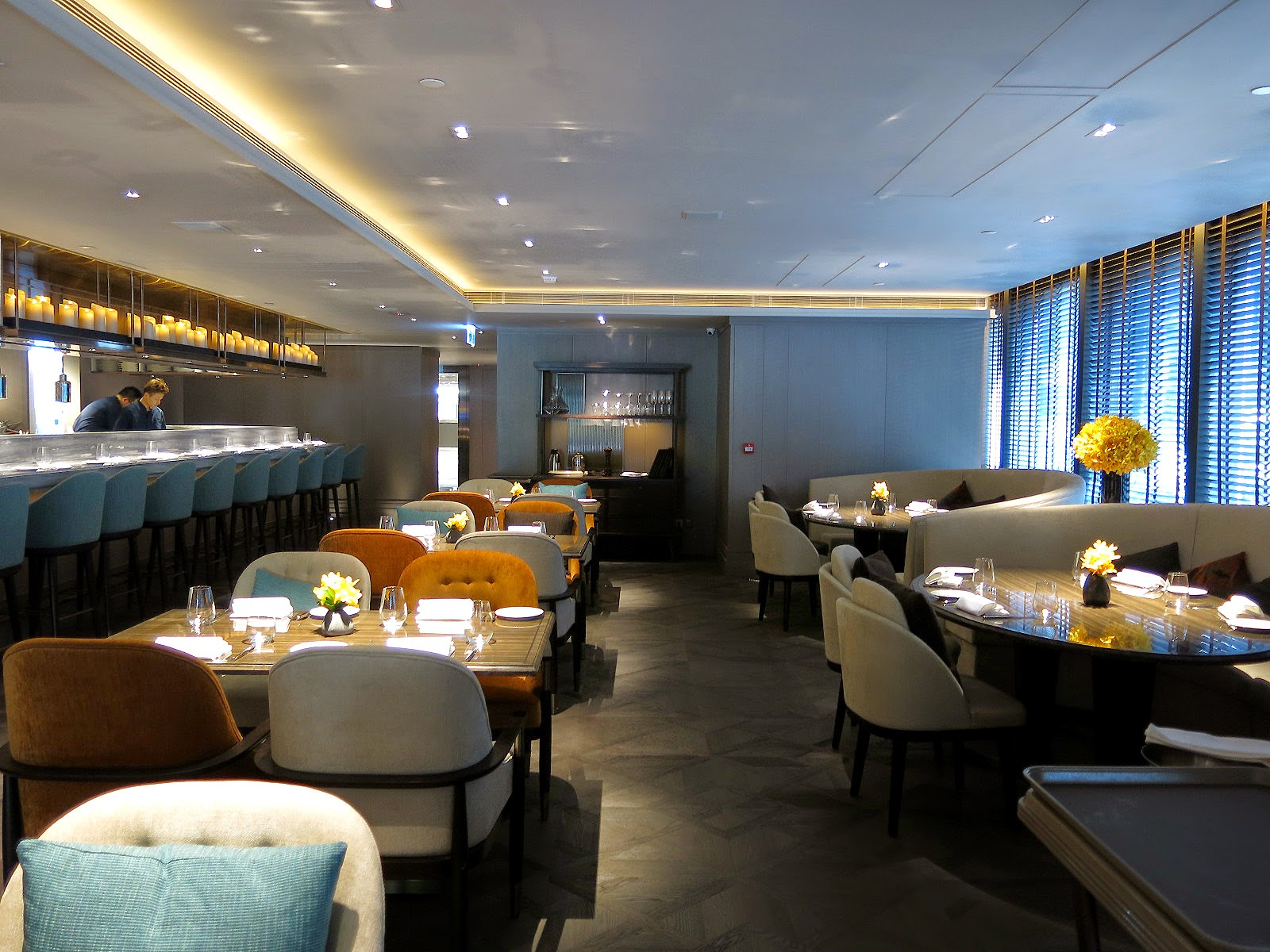 Seasons by olivier elzer hong kong china a for Best private dining rooms hong kong