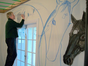 Equine Mural
