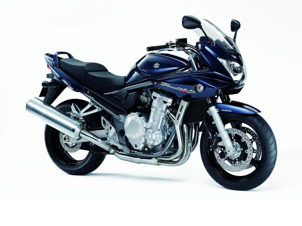 Motos Bandit 1250s Tunadas Top Motos