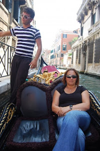 Veneza e seus encantos.