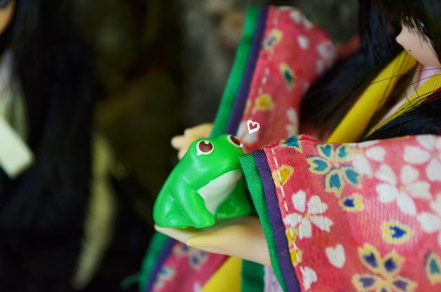 azone frog