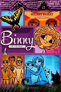 Binny in Secret by Hilary McKay