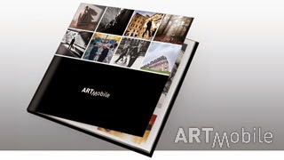 ArtMobile book available through crowfunding