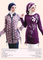 Model Baju Kasual Muslim Muslimah