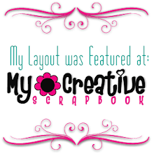 My Creative Scrapbook Sketches