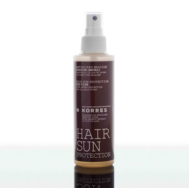 Korres, Hair Sun Protection, Red Vine