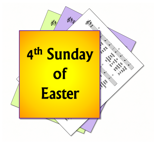 Liturgytools Net Hymns For The 4th Sunday Of Easter Year
