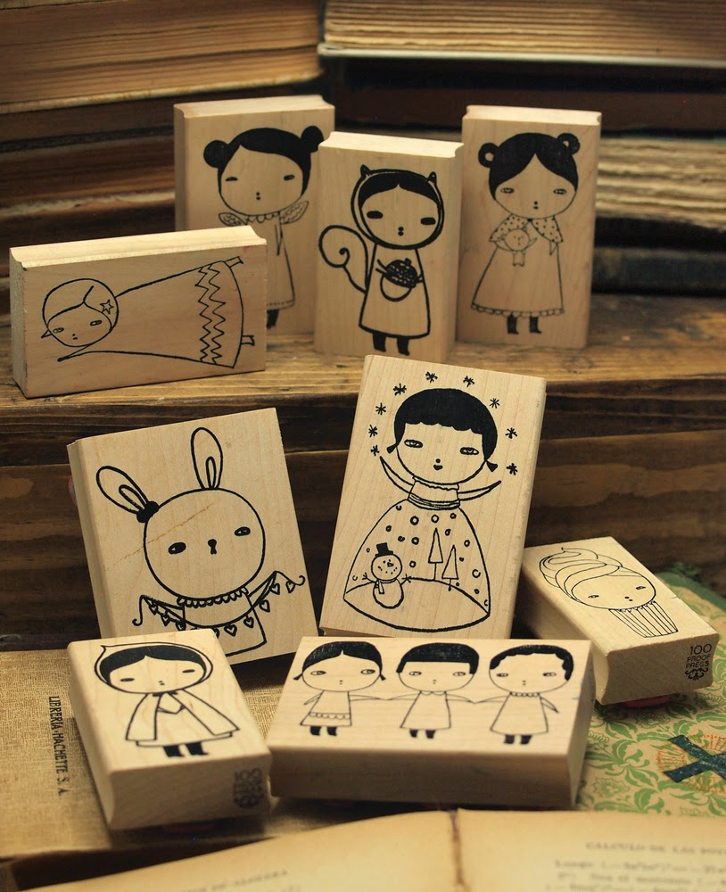 See Danita's new rubber stamp line, designed for scrapbooking, card making, mixed media and paper crafts. Available at danitaart.com