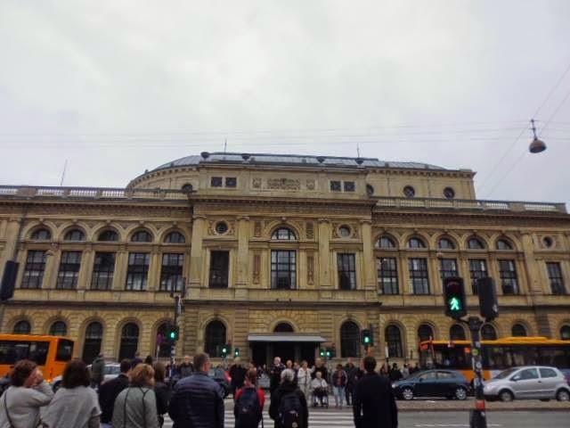 Teatro Real de Copenhague (Det Kongelige Teater)