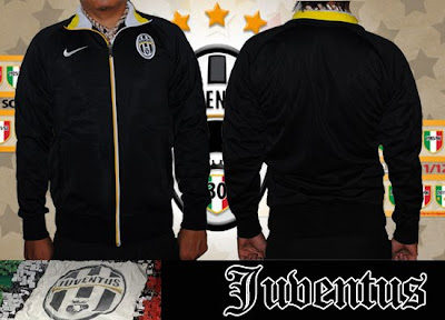 Jual Jaket Juventus Official Trainer