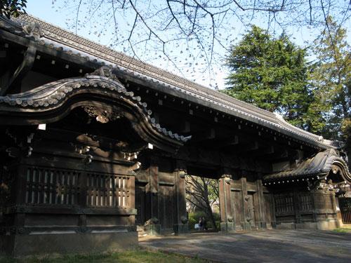 Inshu-Ikeda Residence, Ueno Park, Tokyo