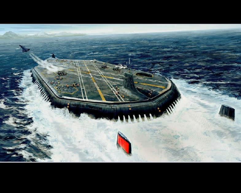 подводная лодка будущее