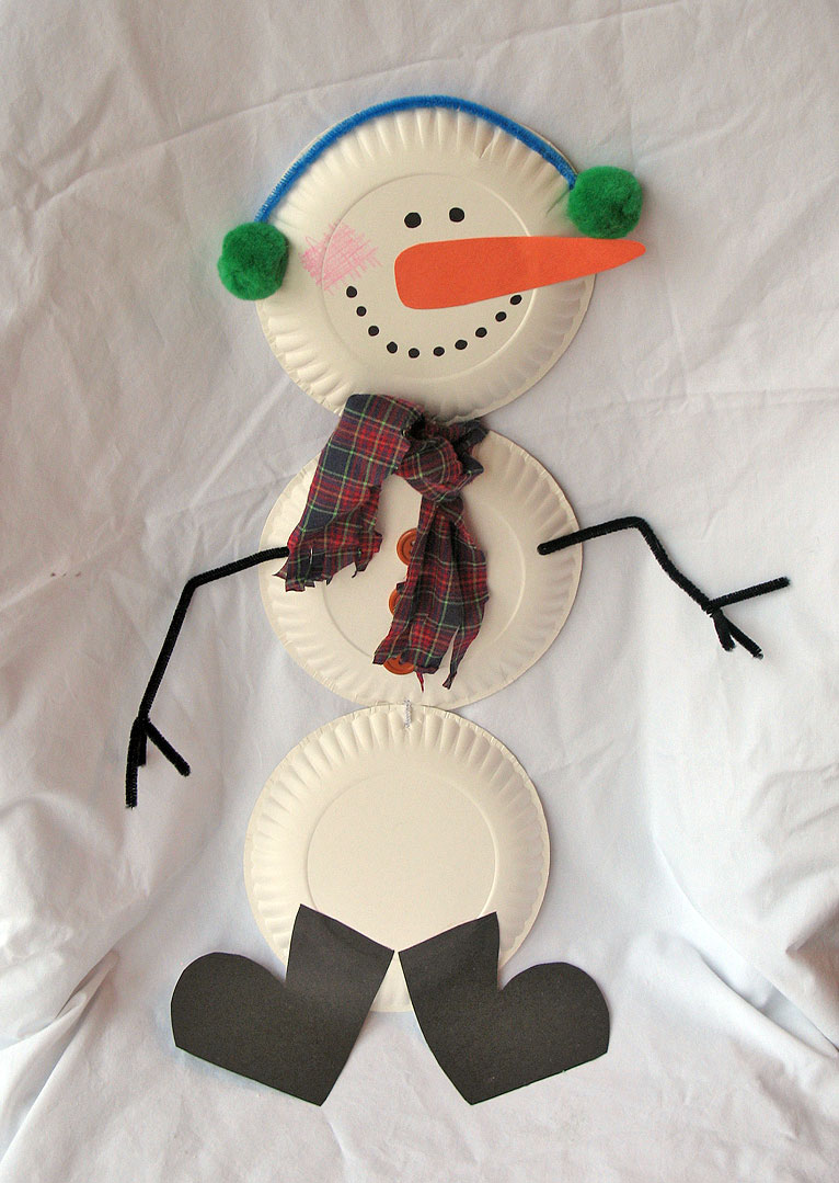 family crafts and recipes christmas crafts paper plate
