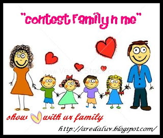 CONTEST FAMILY N ME
