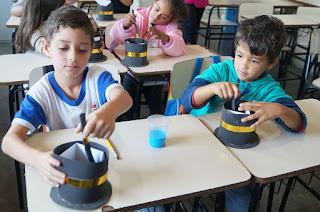 Novos projetos estão tornando o aprender mais rico e divertido para os estudantes