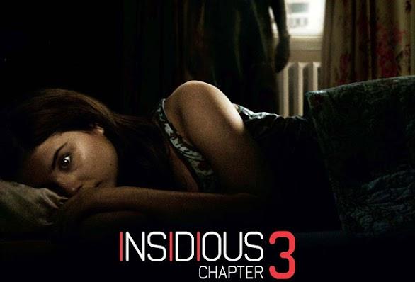Film Insidious Chapter 3 Menghantui Bioskop Indonesia