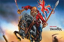 Conciertos de Iron Maiden y Anthrax en Barcelona y Bilbao en mayo
