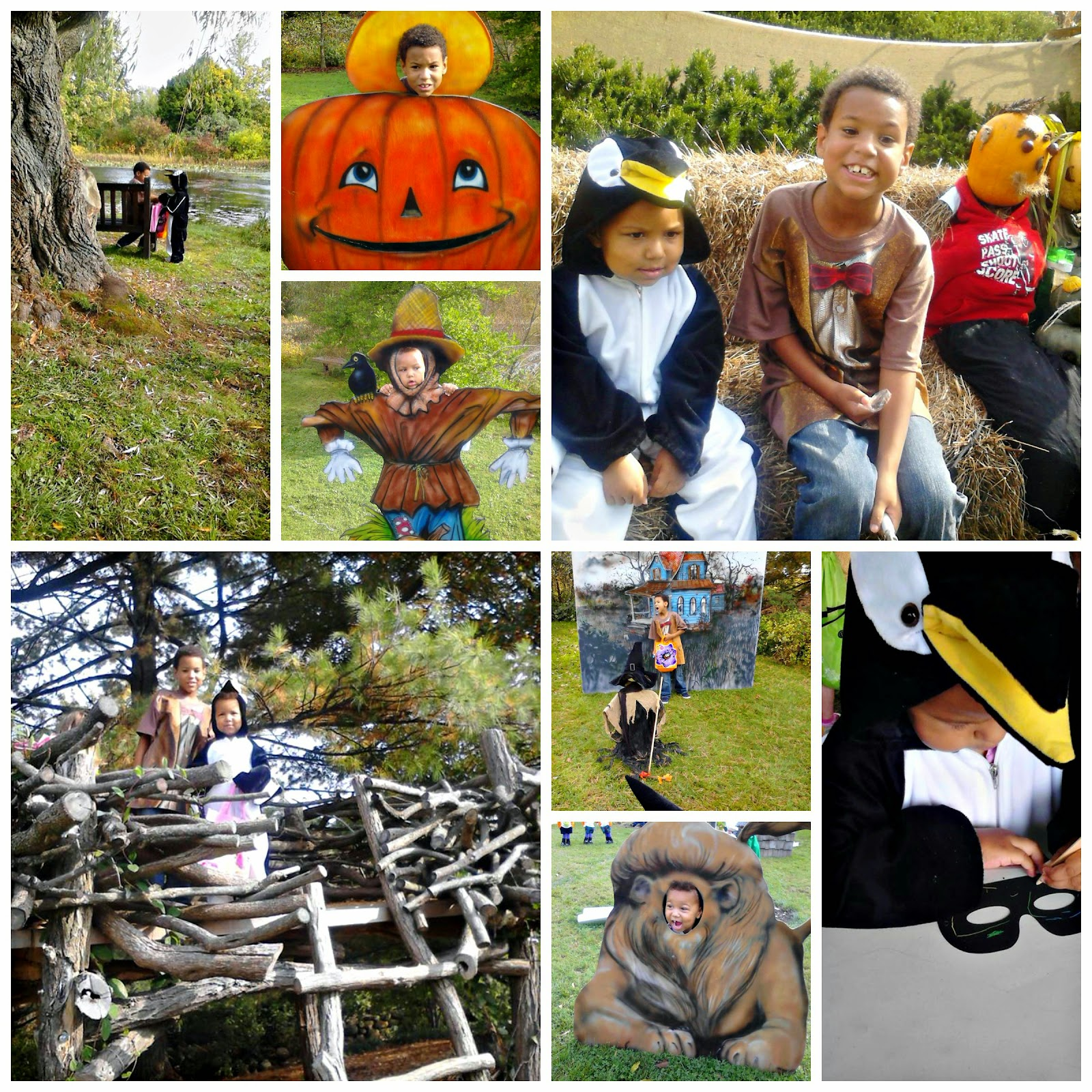Fall fun in Northeast Ohio at Goblins in the Garden at the Holden Arboretum | iNeed a Playdate