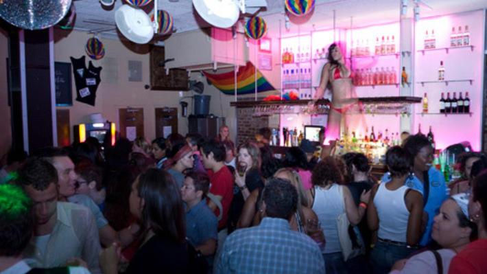 Gay bar greenwich village