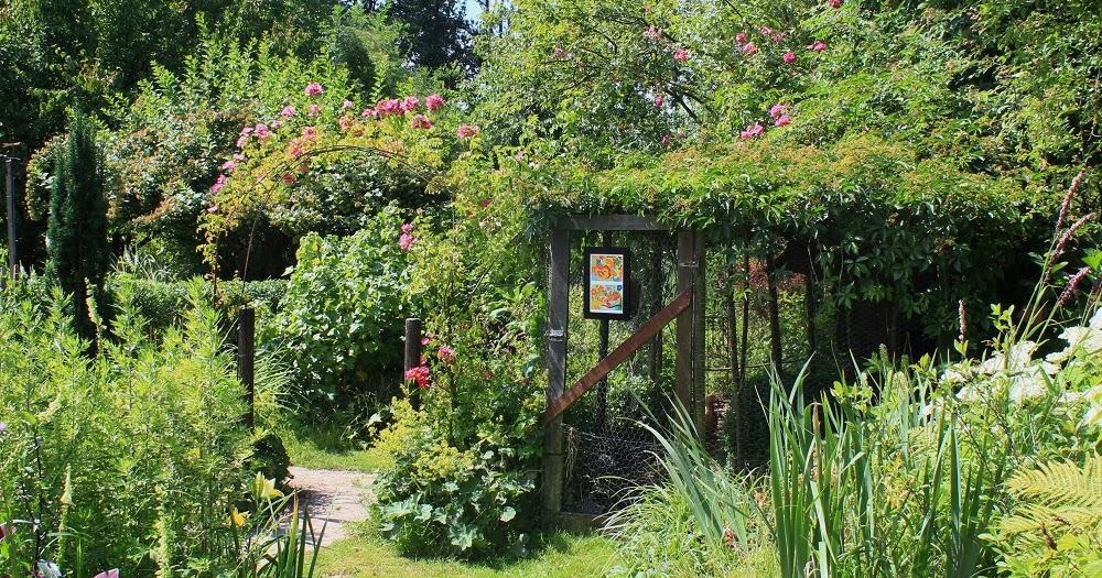 Le jardin de brigitte alsace expo au jardin for Le jardin en juin