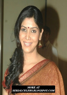 Hindi serial actress Sakshi Tanwar