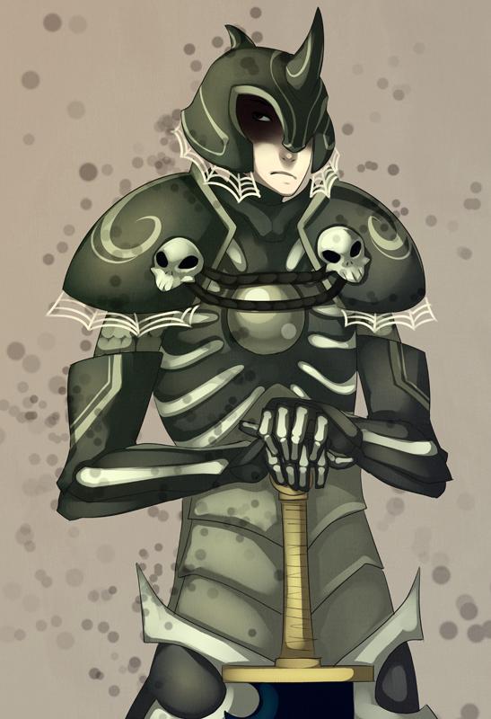 terraria how to make shadow armor
