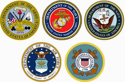 U.S. Military Logos