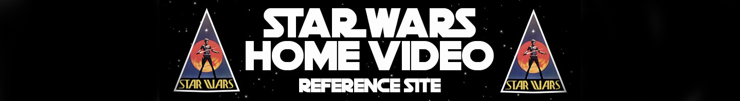 Star Wars Home Video