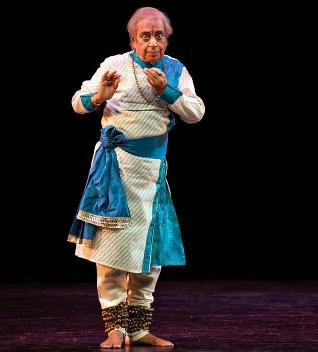 Kathak - classical dance form of India