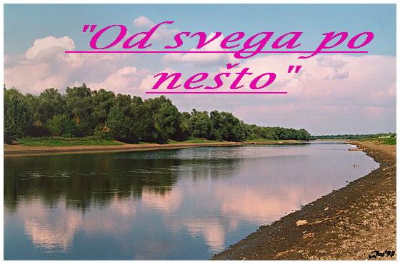 Reka Begej, kod sela Perleza