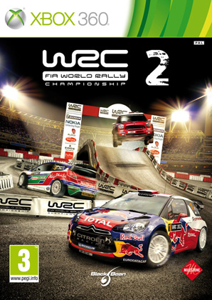 XBOX 360 - WRC 2: FIA World Rally Championship