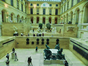 Art at the Paris Louvre: What does it mean?!?