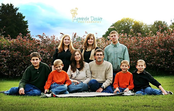 Scott & Leisa Rogers & Family