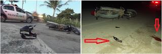 Jaçanã/RN: Homicídio em frente ao Motel Esperança