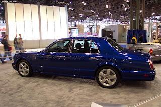 2003 Bentley Arnage R 6.75L V8 Engine