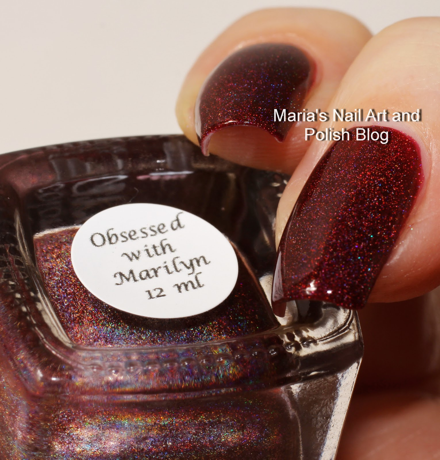 Marias Nail Art And Polish Blog Flushed With Stripes And: Marias Nail Art And Polish Blog: Colors By Llarowe (CBL