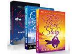 Amazon: Buy Combo of Love Stories by Ravinder Singh (3 in 1 Box Set) at Rs. 159
