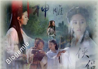 Drama Silat Return Of The Condor Heroes Terbaru (ROTCH)