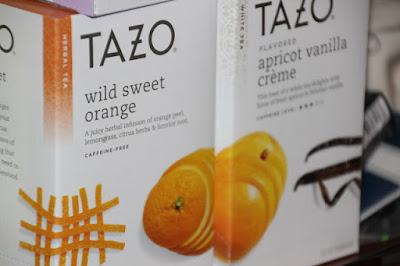 ceai Tazo