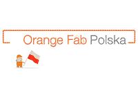 Logo programu Orangefab Polska