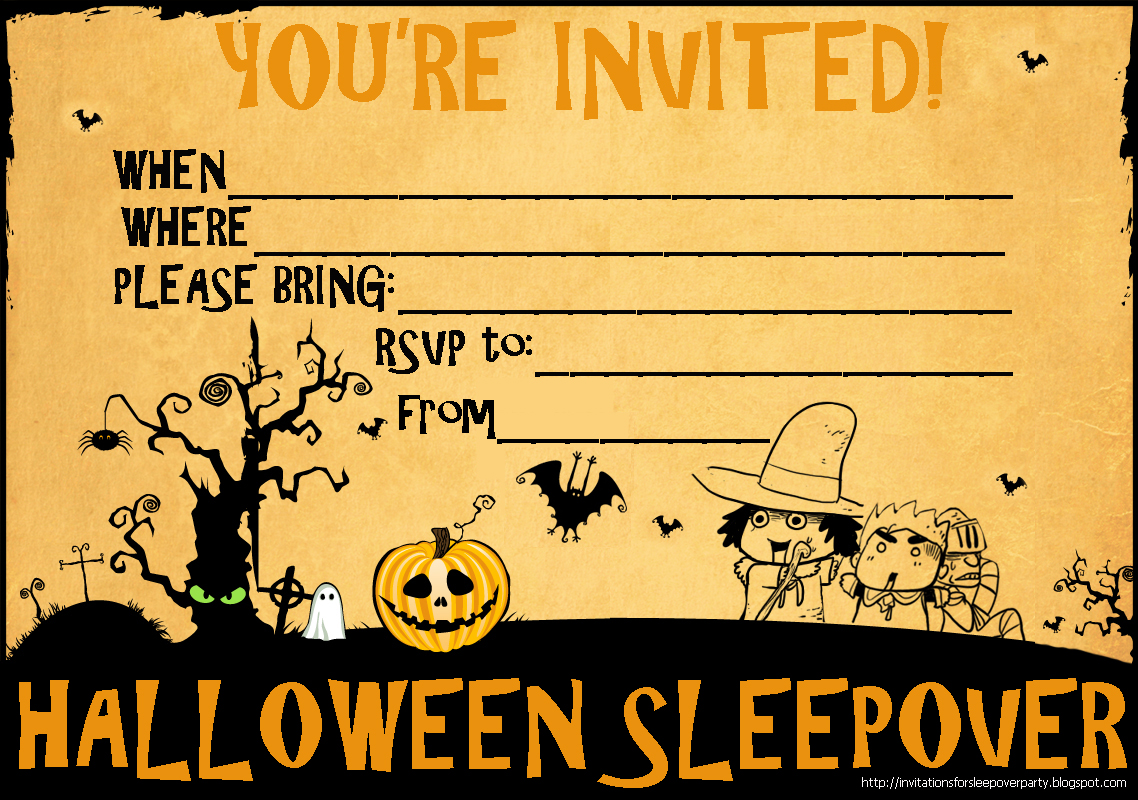 Halloween Invitations Images - Reverse Search