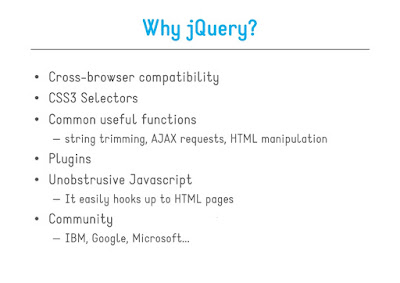 jQuery Interview Questions for Web developers