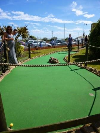 Fantasia Adventure Golf in Felixstowe