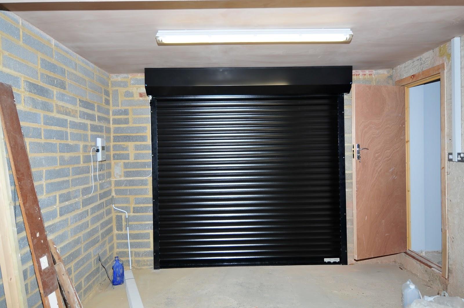 how to make garage door airtight